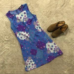 Groovy 1960's Inspired Mini Dress